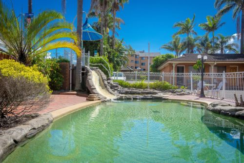 Sapphire Palms Motel - Coogee Beach Accommodation