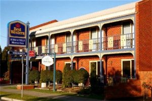Best Western Burke amp Wills Motor Inn - Coogee Beach Accommodation