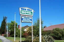 Box Hill Motel - Coogee Beach Accommodation