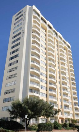 Pacific Plaza Apartments - Coogee Beach Accommodation