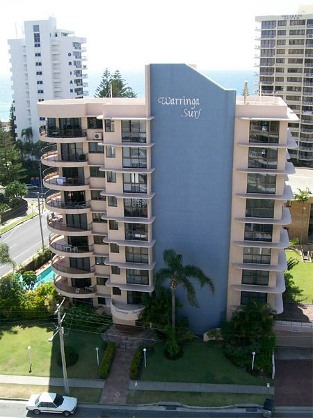 Warringa Surf Holiday Apartments - Coogee Beach Accommodation