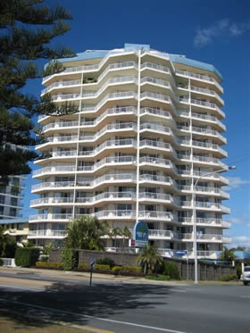 Meridian Tower - Coogee Beach Accommodation