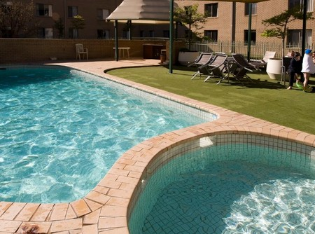 Kingston Terrace Serviced Apartments - Coogee Beach Accommodation