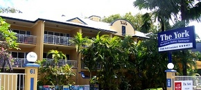 The York Beachfront Holiday Apartments - Coogee Beach Accommodation