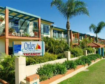 Oxley Cove Holiday Apartments - Coogee Beach Accommodation