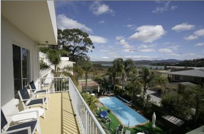 Apollo Apartments - Coogee Beach Accommodation