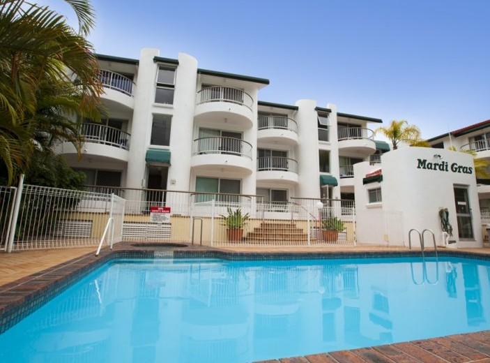 Mardi Gras Apartments - Coogee Beach Accommodation