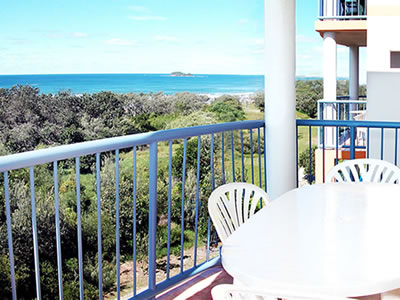 Salerno On The Beach - Coogee Beach Accommodation