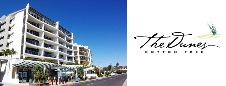 Dunes Cotton Tree - Coogee Beach Accommodation