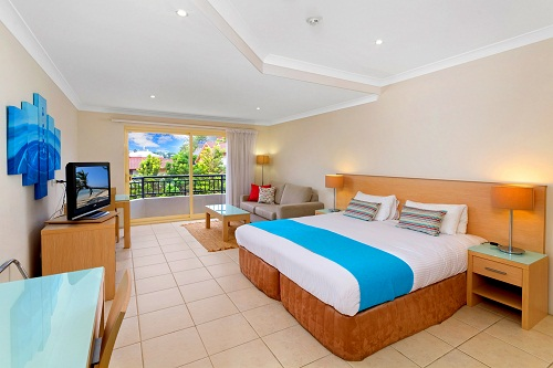 Terrigal Sails Serviced Apartments - Coogee Beach Accommodation