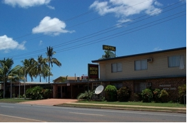 Proserpine Motor Lodge - Coogee Beach Accommodation