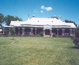 Coombing Park Homestead - Coogee Beach Accommodation