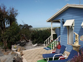 Blue Heaven Cottage - Coogee Beach Accommodation