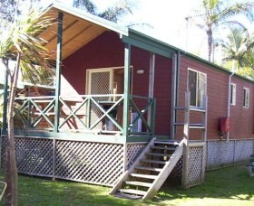 A Paradise Park Cabins - Coogee Beach Accommodation
