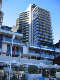 Harbour Escape Apartments - Coogee Beach Accommodation