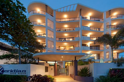 Meridian Alex Beach Apartments - Coogee Beach Accommodation