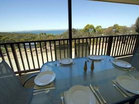 American River Water View Cottage - Coogee Beach Accommodation
