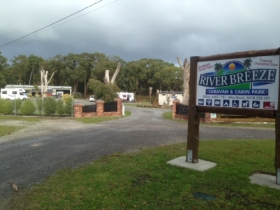 Riverbreeze Caravan  Cabin Park - Coogee Beach Accommodation