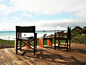 King Island Breaks - Porky's Beach House - Coogee Beach Accommodation
