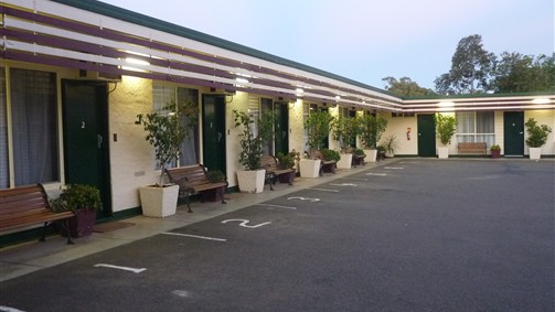 Tocumwal Motel - Coogee Beach Accommodation
