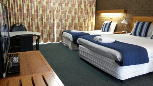 Barooga Country Inn Motel - Coogee Beach Accommodation