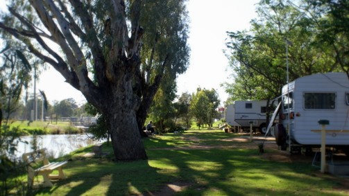 Numurkah Caravan Park - Coogee Beach Accommodation