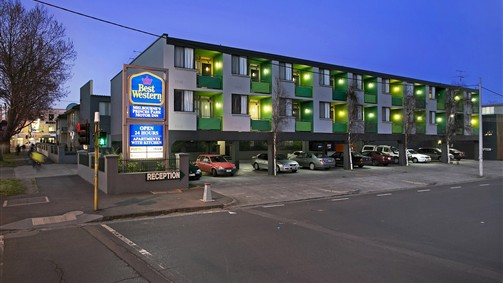 Best Western Melbourne's Princes Park Motor Inn - Coogee Beach Accommodation