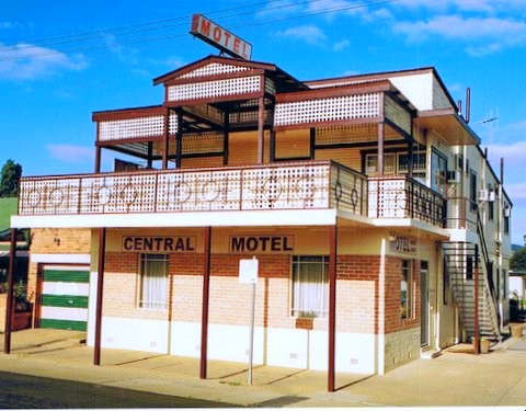 Central Motel - Coogee Beach Accommodation