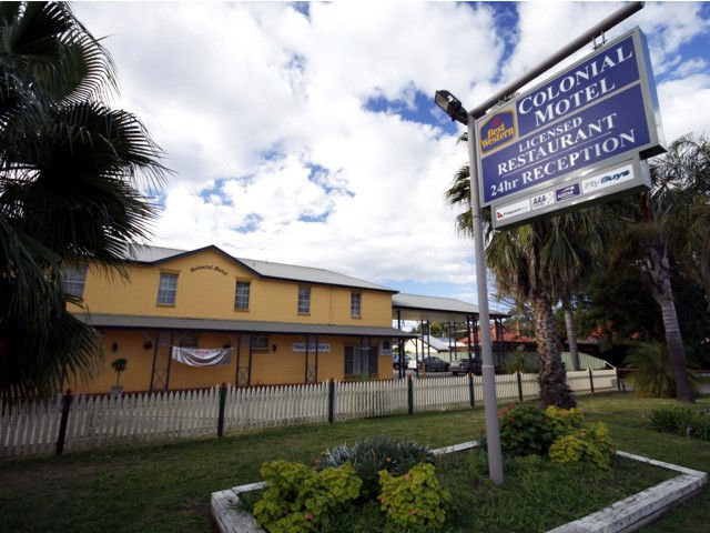 Colonial Motel - Coogee Beach Accommodation