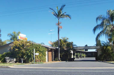 Countryman Motel - Coogee Beach Accommodation