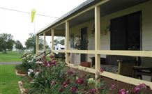 Narromine Tourist Park and Motel - Narromine - Coogee Beach Accommodation