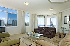 Kirra Beach Luxury Holiday Apartments - Coogee Beach Accommodation