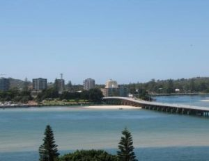 Sunrise Tuncurry Apartments - Coogee Beach Accommodation