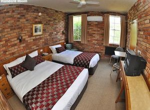 Log Cabin - Coogee Beach Accommodation
