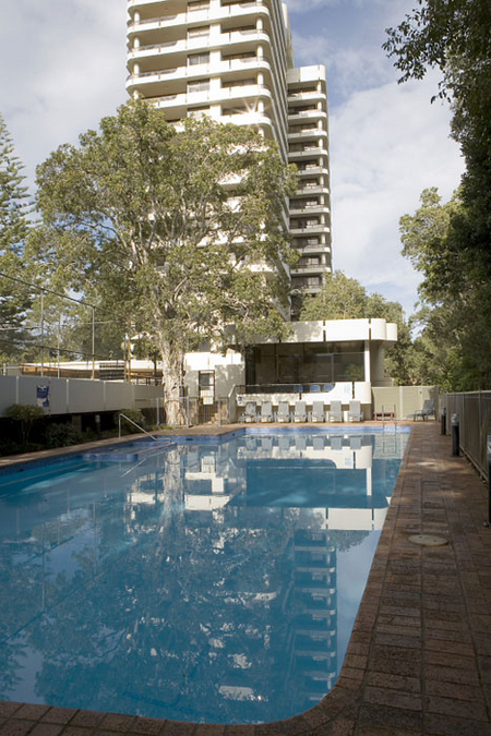 Pacific Towers Holiday Apartments - Coogee Beach Accommodation