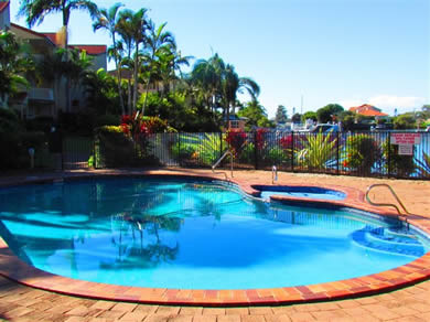 Bayview Waters Apartments - Coogee Beach Accommodation