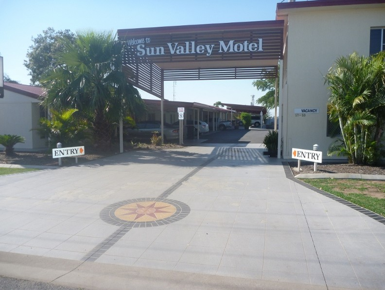 Sun Valley Motel - Coogee Beach Accommodation