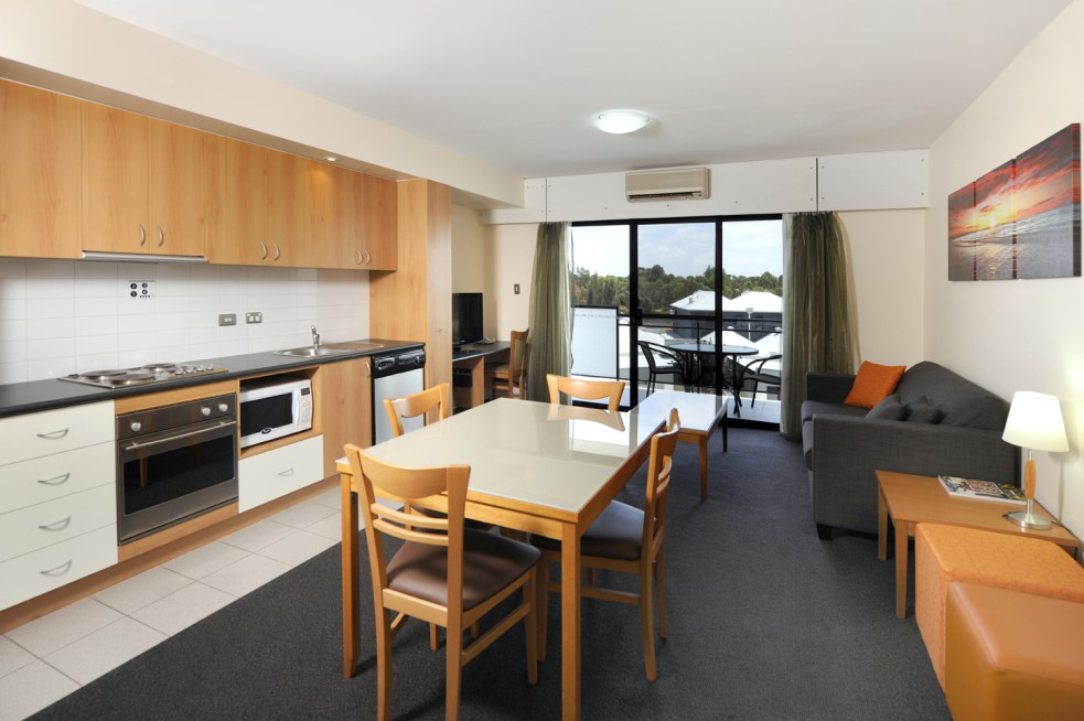 Assured Ascot Quays Apartment Hotel - Coogee Beach Accommodation