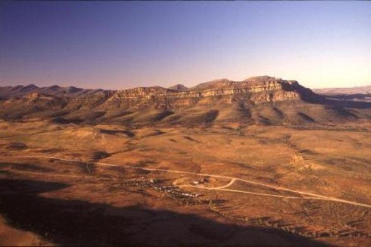 Flinders Ranges - Rawnsley Park Station - Coogee Beach Accommodation