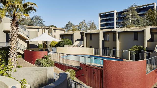 Manuka Park Apartments - Coogee Beach Accommodation