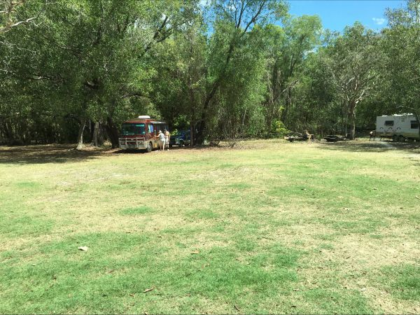 Mardugal One Campground - Coogee Beach Accommodation
