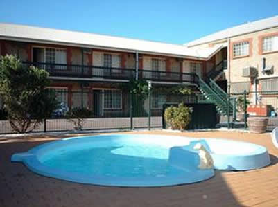 Goolwa Central Motel And Murphys Inn - Coogee Beach Accommodation