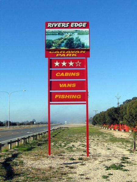 Rivers Edge Caravan Park - Coogee Beach Accommodation