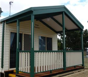 Victor Harbour Holiday  Cabin Park - Coogee Beach Accommodation