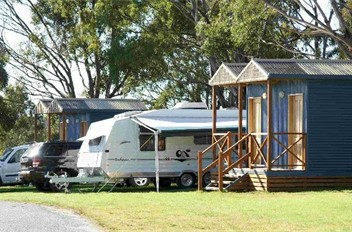 St Helens Caravan Park - Coogee Beach Accommodation