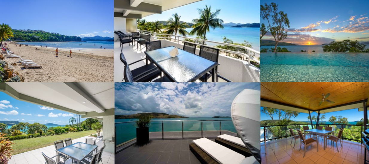 Hamilton Island Private Apartments - Coogee Beach Accommodation