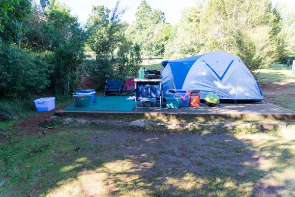 Lamington National Park Camping Ground - Coogee Beach Accommodation