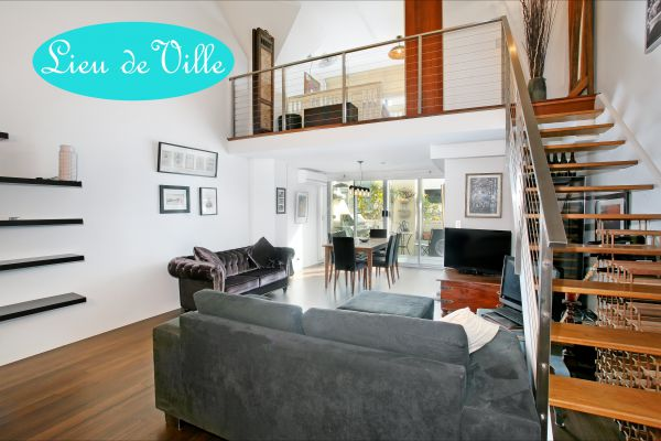 Lieu de Ville Suite - Coogee Beach Accommodation