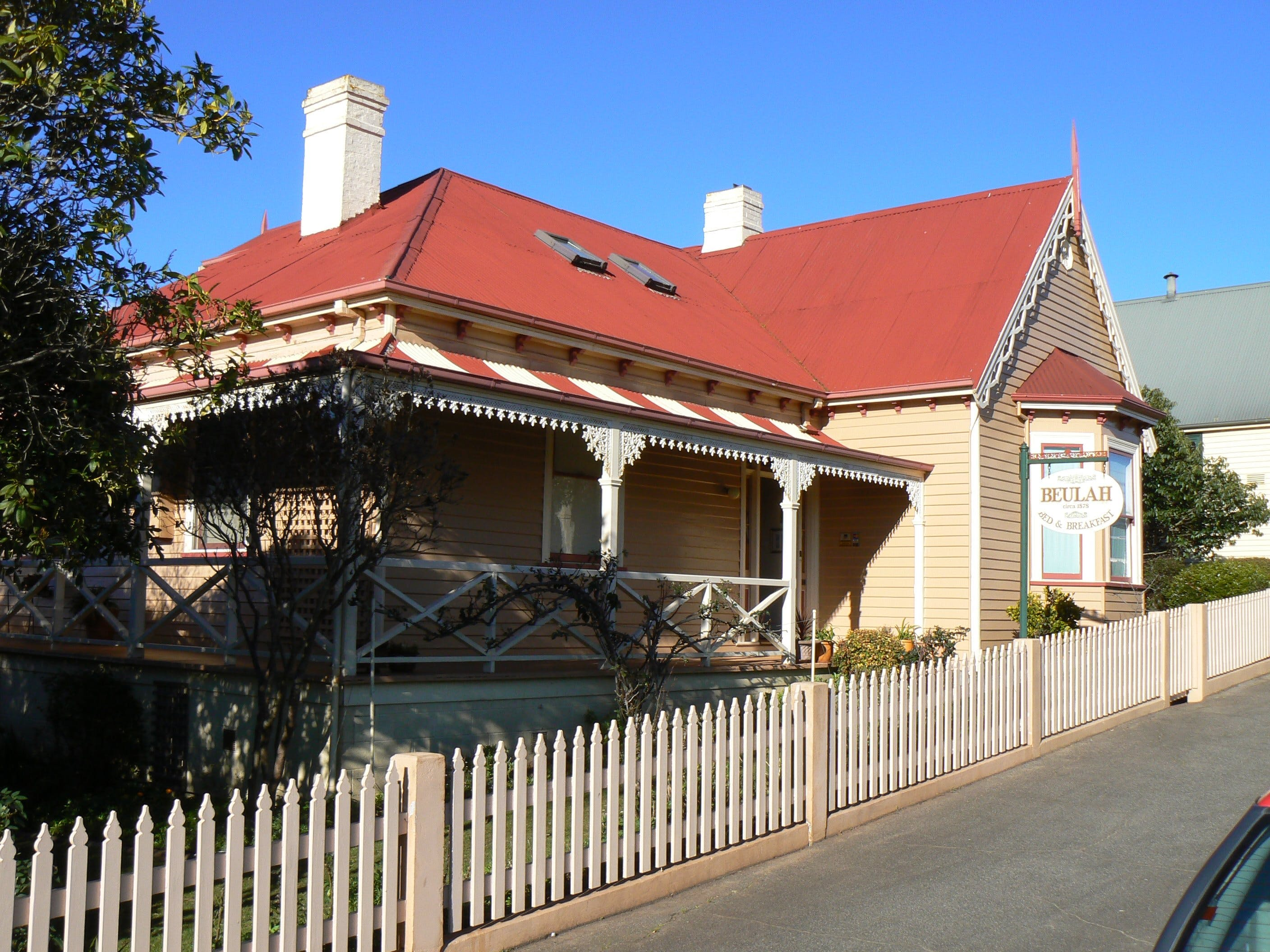 Beulah Heritage Accommodation - Coogee Beach Accommodation