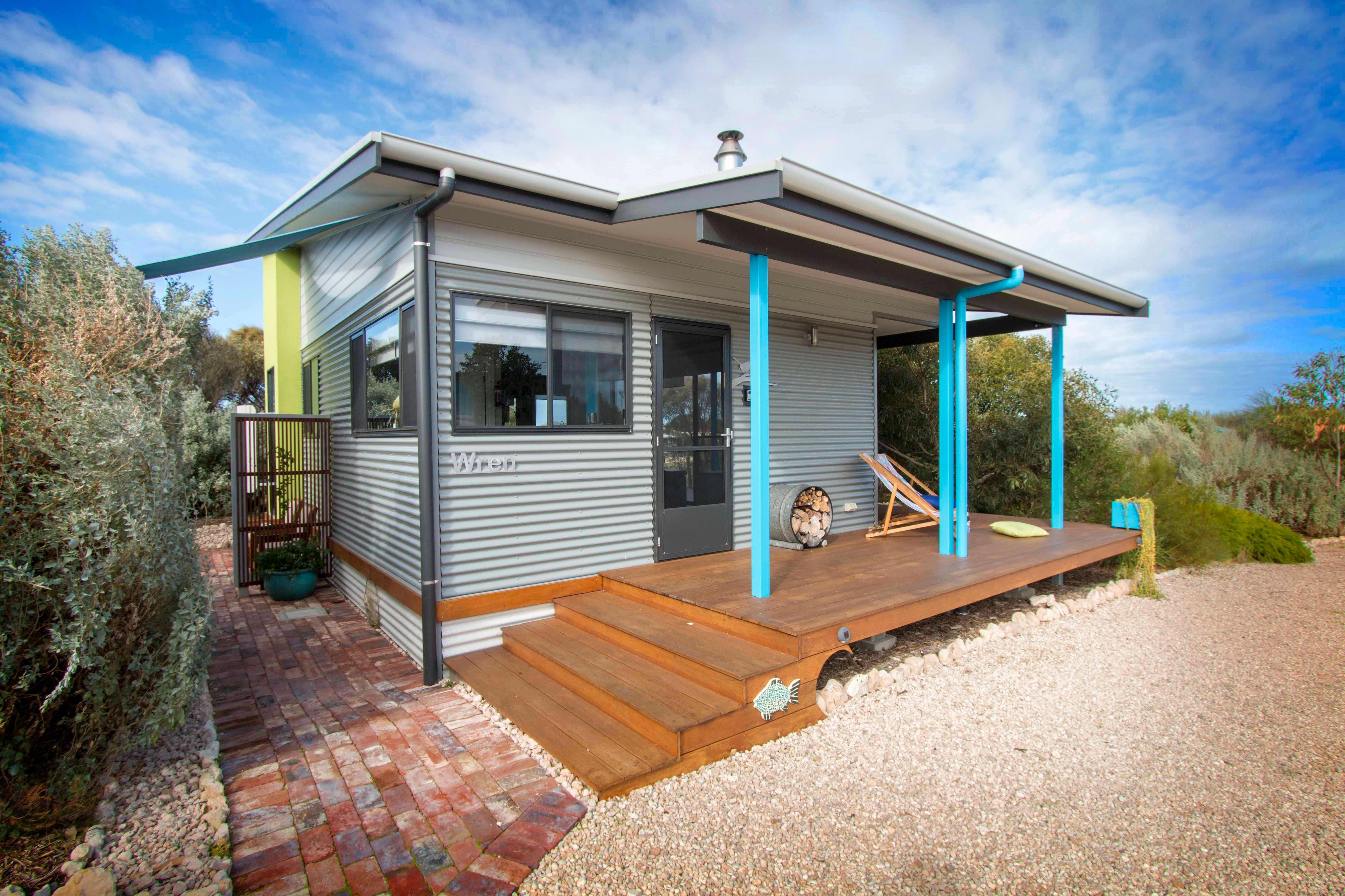 Coorong Cabins - Wren Cabin - Coogee Beach Accommodation